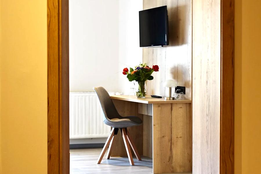 Hotel Das Waldkönig - Komfortable Zimmer