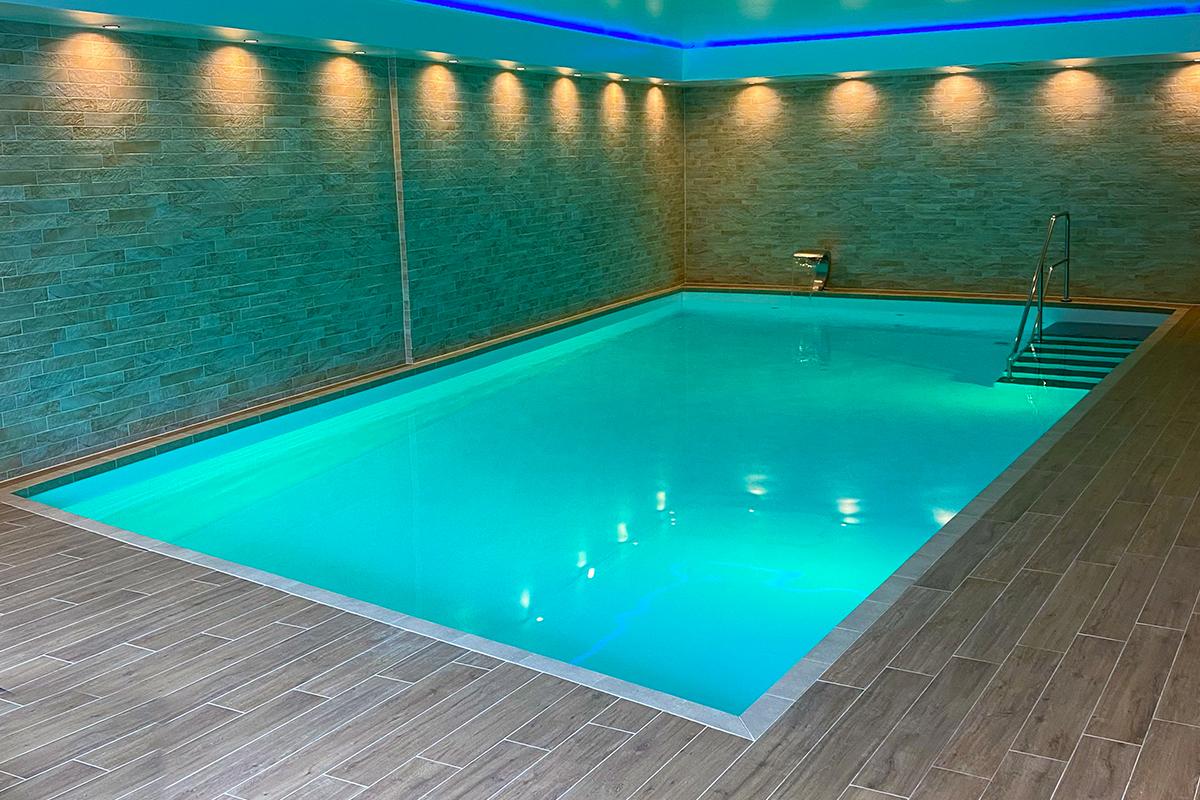 Hotel Das Waldkönig - Schwimmbad
